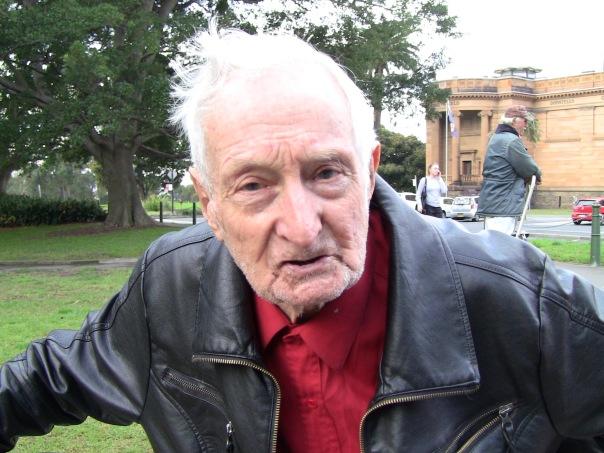 A 92 year-old playboy.