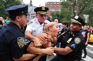 The 'Occupy Wall Street