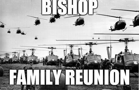 Bishop reunion